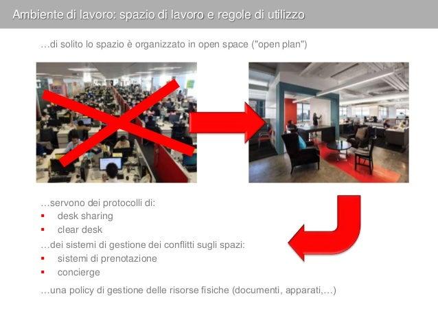 La ridefinizione degli spazi di Unicredit 1 2 3 4 5