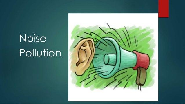 voice pollution