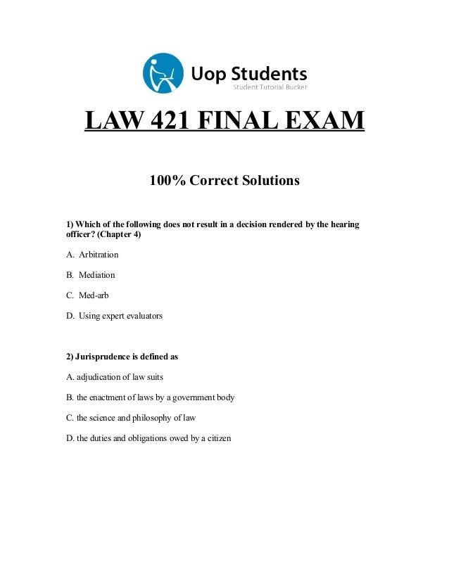 law 421 final exam Get benicar free can you buy dapoxetine in australia buy zovirax tesco pedir cita previa itv coslada online how to buy acyclovir 400mg tablets how can i buy zoloft effects of going off premarin purchase zovirax online order doxycycline online purchase phenergan tablets tenormin 50 mg price can you buy doxycycline over the.