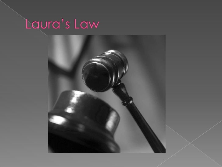 Laura's Law<br />
