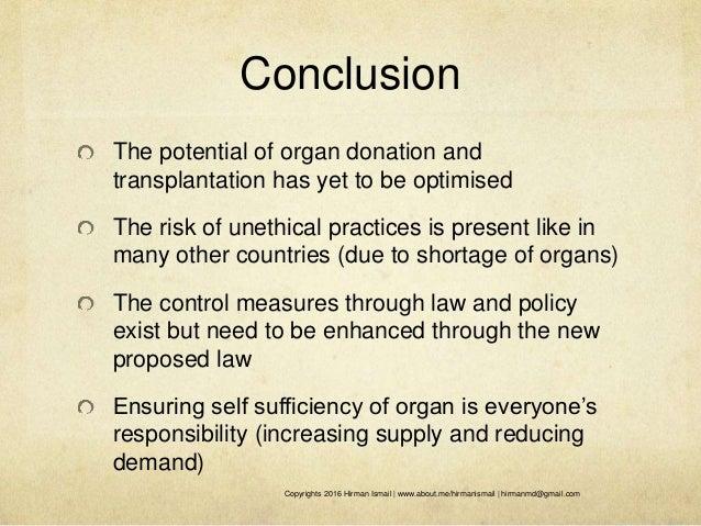 Conclusion argumentative essay