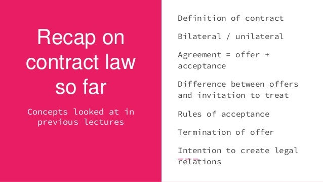 Law and ethics 4 contractual capacity consideration and contents stopboris Choice Image