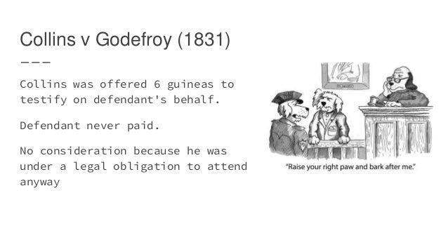 collins v godefroy