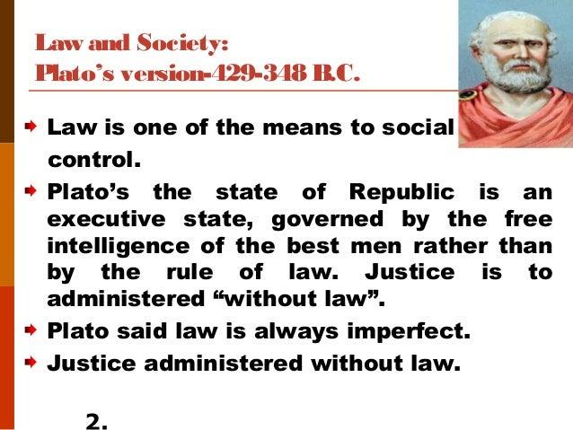 Plato's Republic: A Utopia For The Individual
