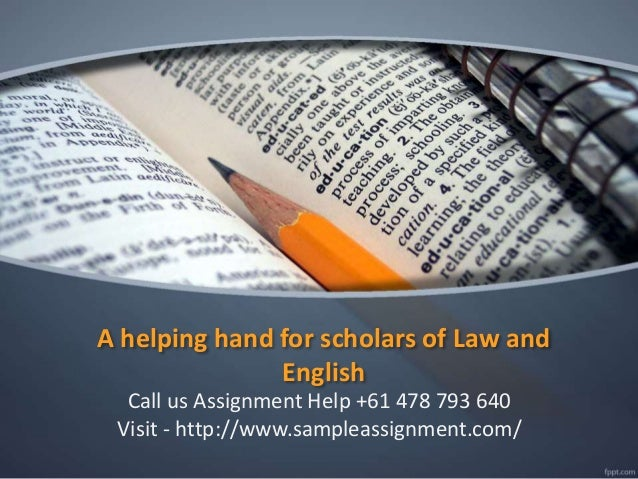 australian law assignment help - Law Assignment Help Australia