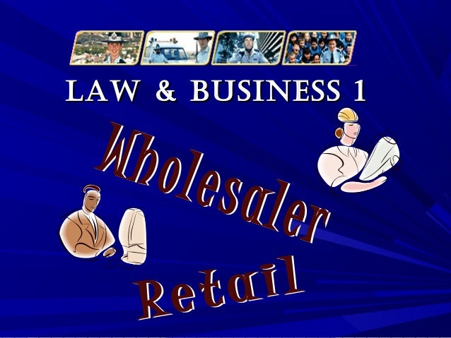 Law & business 1