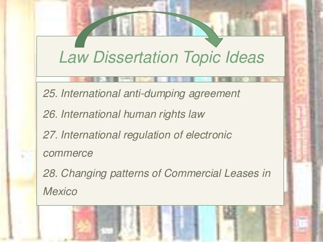 company law dissertation Procure the best company law assignment essays by using our proficient online assignment service you will receive the best quality essays featuring all the necessary aspects of company law.