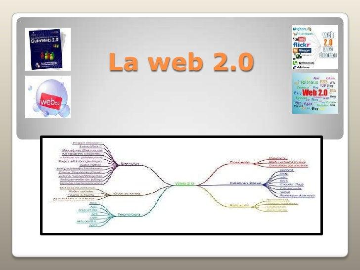 La web 2.0<br />