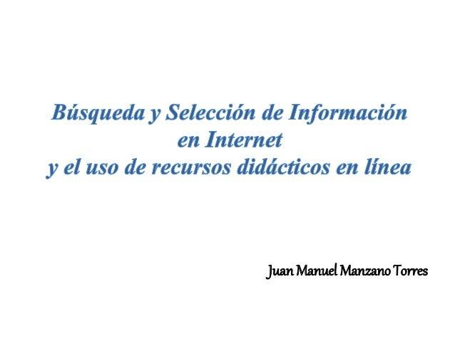 JuanManuel Manzano Torres