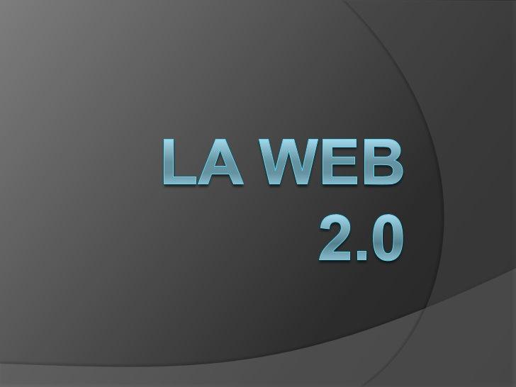 concepto   Es una etapa que ha definido nuevos    proyectos en Internet y está preocupándose    por brindar mejores soluc...