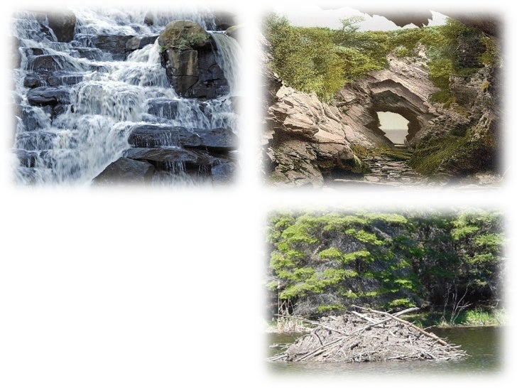 NATURAL BARRIERS  It includes bodies of waters, mountains, marshes, ravines, deserts or other terrain that are difficult t...