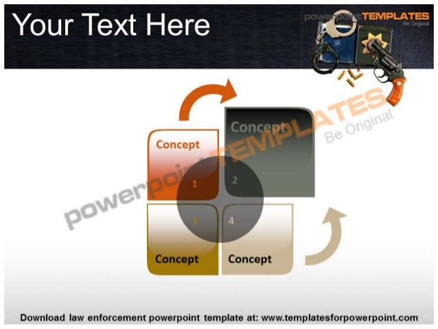 law enforcement powerpoint template templates for powerpoint