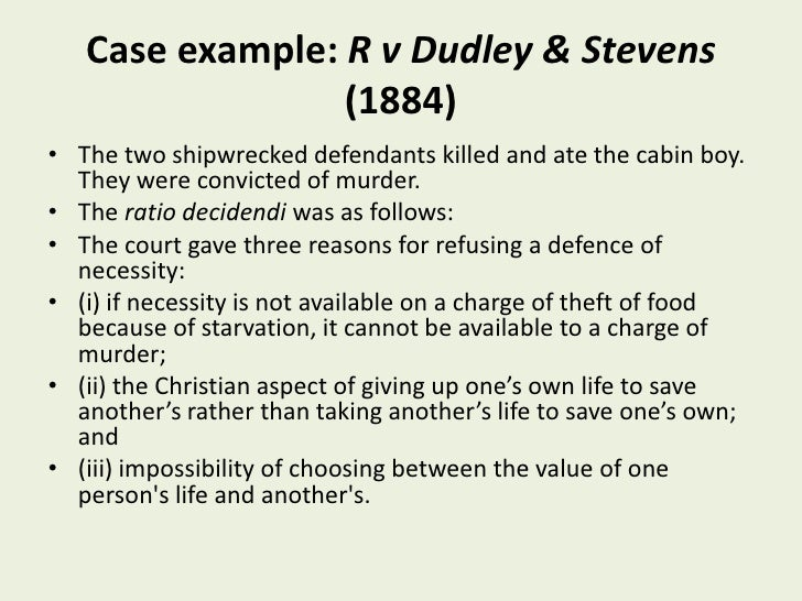 queen vs dudley and stephens essay The queen v dudley and stephens essay  the queen vs dudley and stephens (1884) (the lifeboat case) – scribd  was it morally justified or morally wrong.