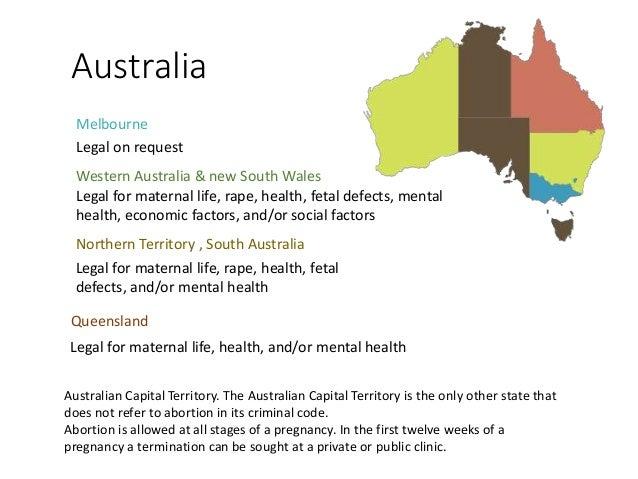 Melbourne pregnancy termination