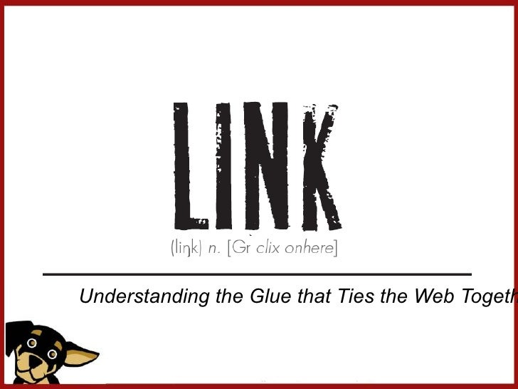 Understanding the Glue that Ties the Web Togeth