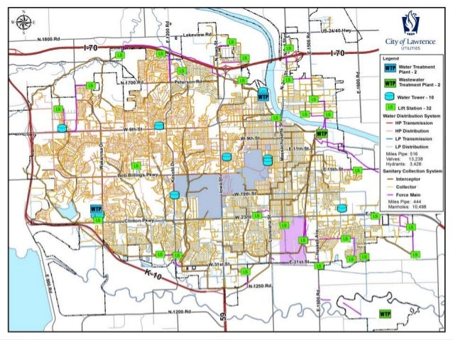 Lawless, Mike, City of Lawrence, KS, Integrated Planning-City of Lawr…