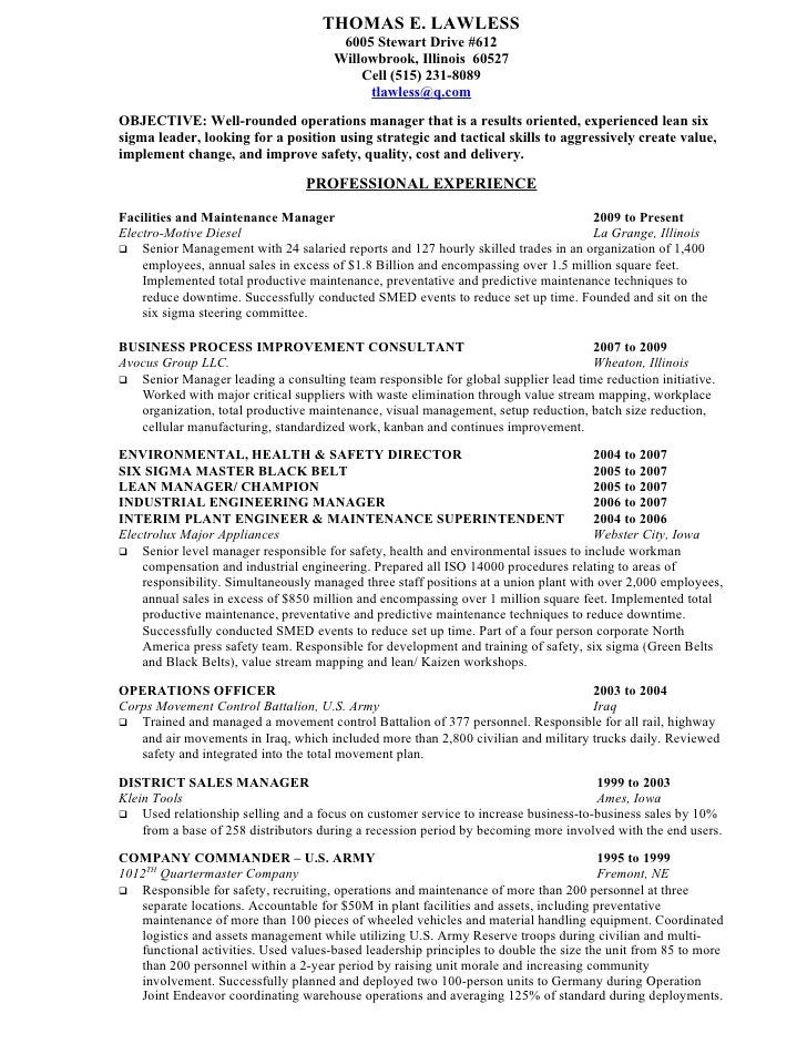 military experience on resume sample format police templates moaa