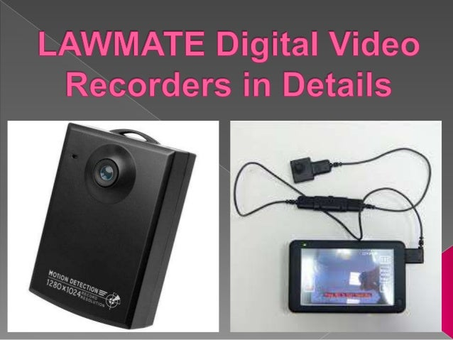 Lawmate Company deals with a wide range of products  mostly designed for surveillance and spying operations.  One of their...
