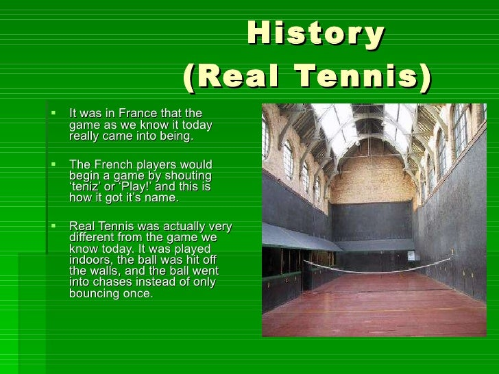history of tennis lawn History founded in 1892 in the grounds of parciau first tournament played 1893  transferred to  of the criccieth lawn tennis club 1892 – 1967 by.