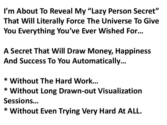 law of attraction forum
