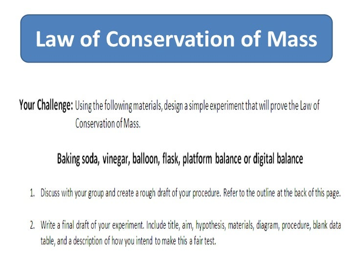 law of conservation of mass Mr kellough's set learn with flashcards, games, and more — for free.