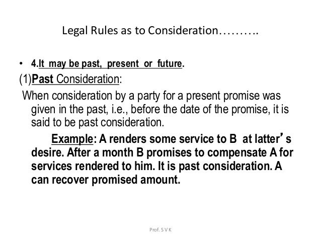 legal rules of consideration From a legal standpoint, your direct responsibility is to those parties with legal guardianship of your residents, but the well-being of your residents' relatives is more than a legal consideration family outreach = image upgrade.