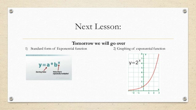 Law Of Exponent Teacher Slide
