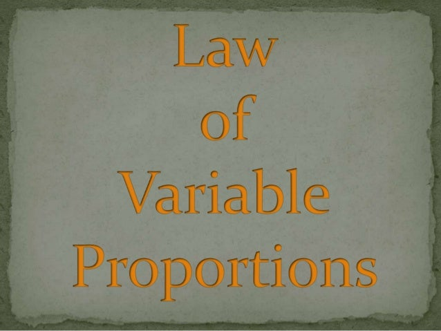 law of returns to scale Published by jason welker under cost-minimization,costs of production,economies of scale,law of diminishing returns economics students is the law of.