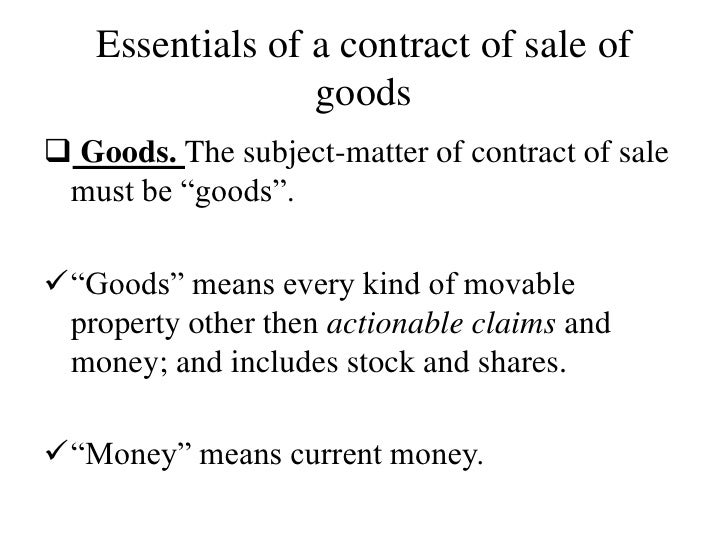 Indian sale of goods act a person cannot buy his own goods spiritdancerdesigns Choice Image
