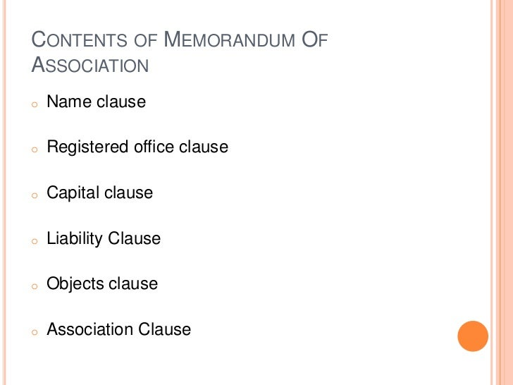 10. Impression with Incorporation (Company For the reason that Independent Legalised Person):