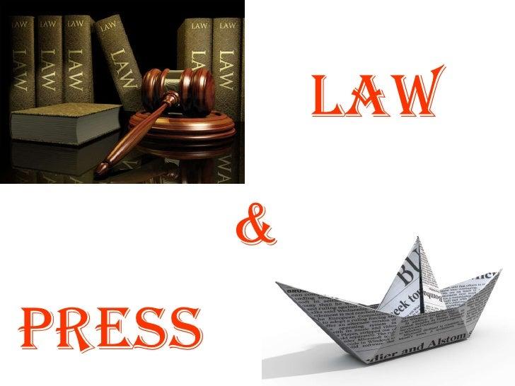 Press Law &