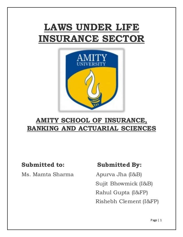 essay on insurance sector Insurance sector in india essay.