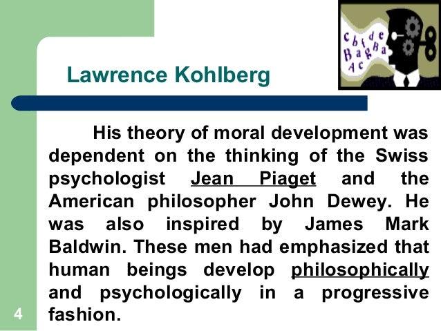 Lawrence kohlberg's moral development theory