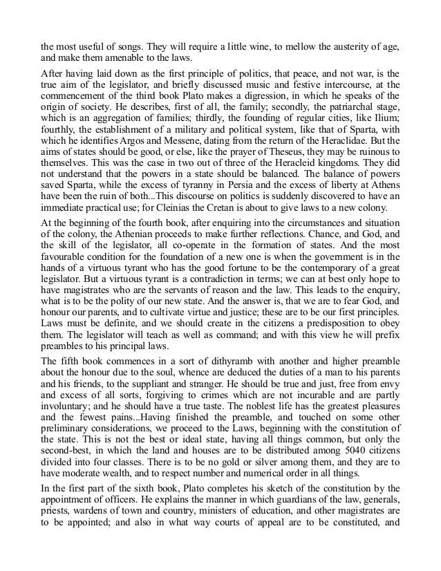 platos digression Plato v status quo: on the motivation for socrates digression in the theaetetus the agreement has been seen by experts as a digression from the 2002 code of conduct signed by china and the ten member countries of the association of southeast asian nations (asean), that states disputes in the south china sea should be handled multilaterally.
