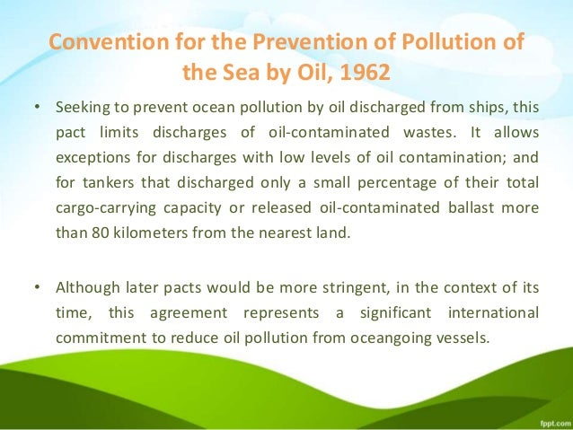 Environmental Treaties Laws And Policies