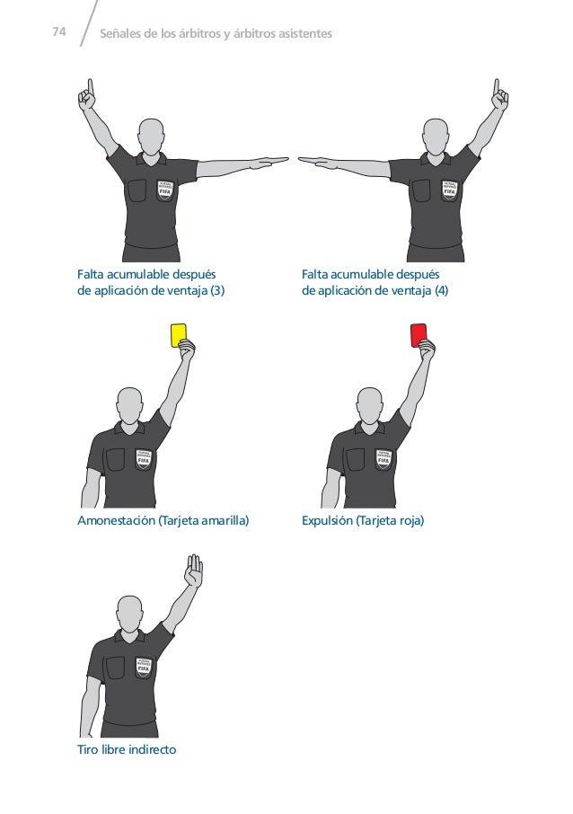 Reglas futsal 2014 15 for 5 reglas del futbol de salon