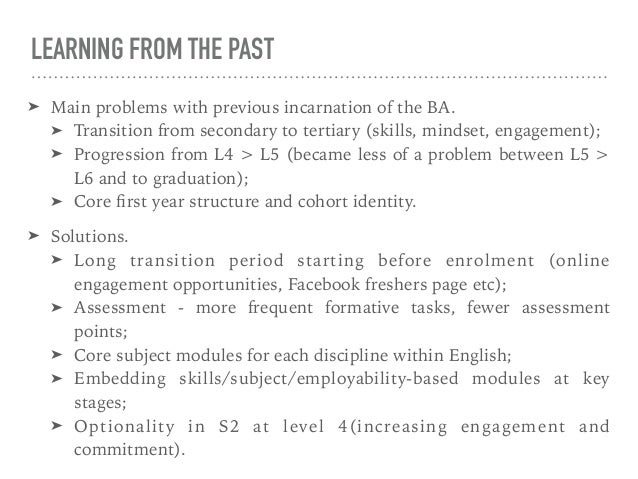 THE COMPETING PRESSURES OF CURRICULUM DESIGN IN HE: