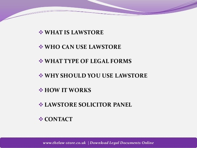 lawstore download uk legal form templates online