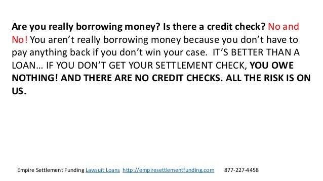Lawsuit Loans Slide 2