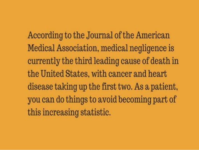 Top 10 Things You Need to Know About Medical Malpractice Slide 2