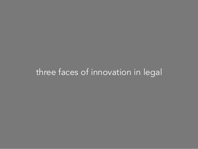 (1) lawyers for innovators / entrepreneurs