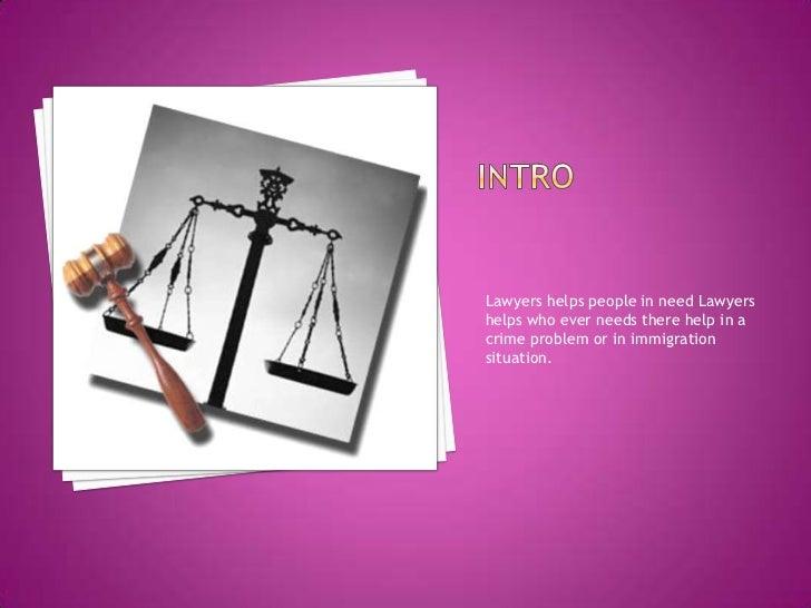 Lawyer Slide 2