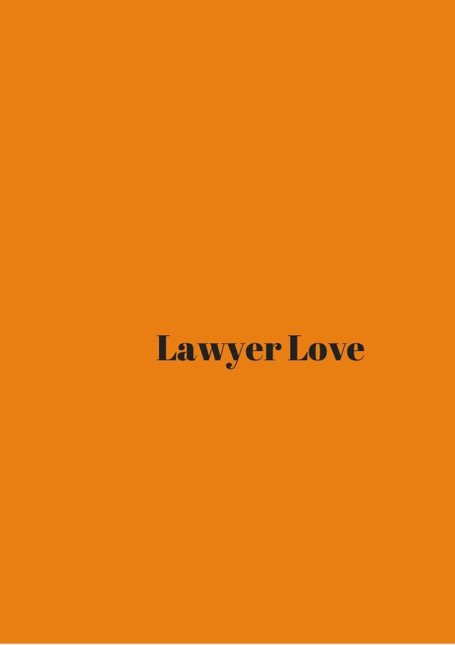 Lawyer Love