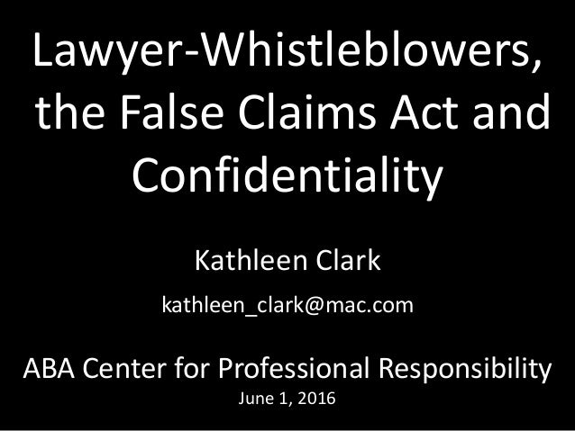 What is a False Claim?
