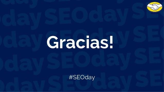 """La X en SEO - #SEODay2019 - Nicolás """"Cypru"""" D'Andrade"""