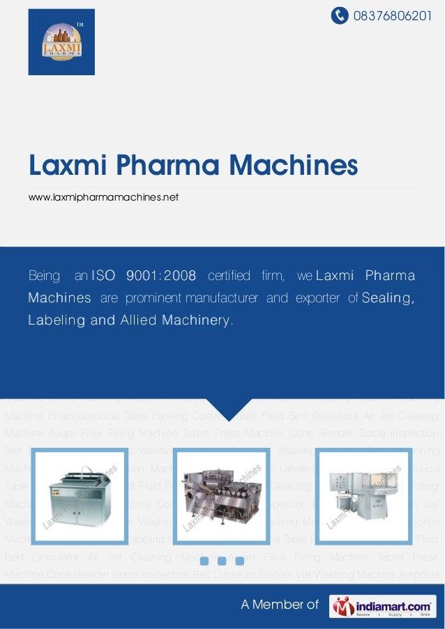 08376806201A Member ofLaxmi Pharma Machineswww.laxmipharmamachines.netVial Washing Machine Ampoule Washing Machine Bottle ...