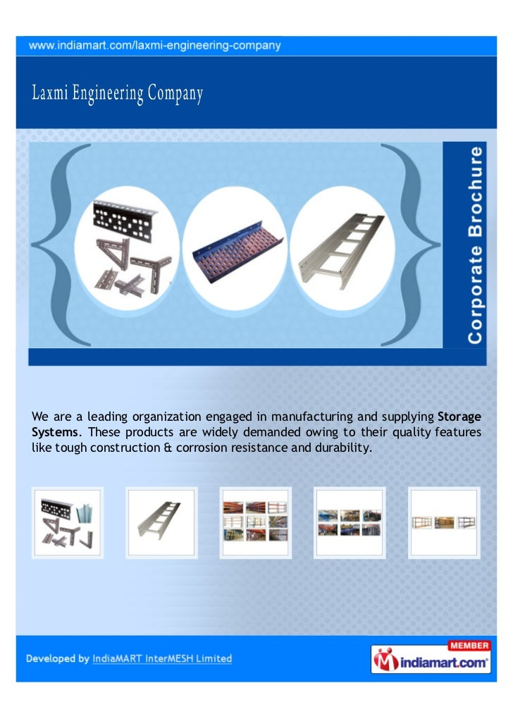 We are a leading organization engaged in manufacturing and supplying StorageSystems. These products are widely demanded ow...