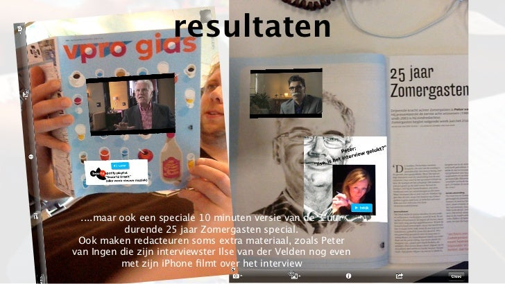 VPRO maakt Gids interactief met Layar