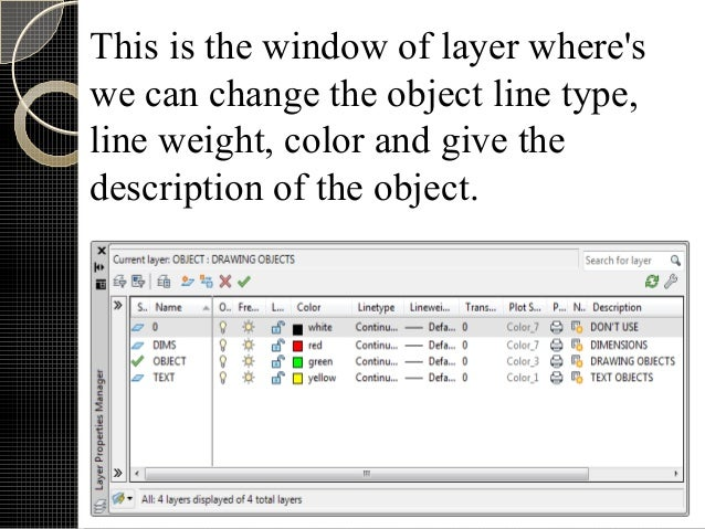 how to delete a layer in autocad