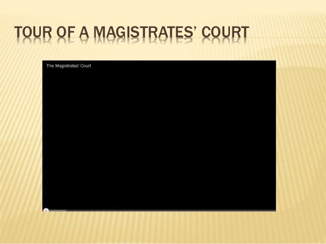 lay magistrates In this essay i intend to evaluate the effectiveness of lay personnel and the advantages and the disadvantages of magistrates and jurors lay members.